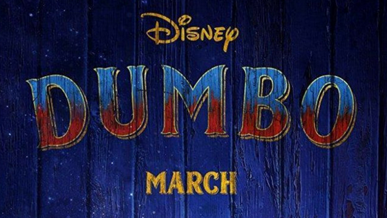 Disney & Tim Burton's Dumbo Teaser Trailer Released