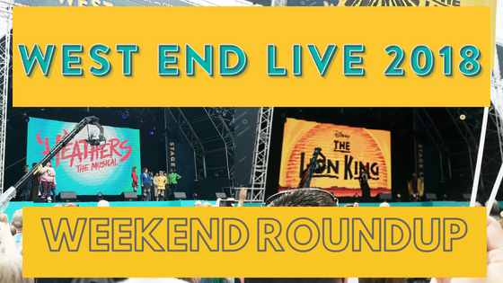 REVIEW: West End Live 2018 (Heathers, Eugenius! and Six)
